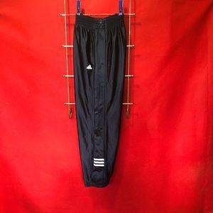 Men's Adidas breakaway sports pants. A489 MED